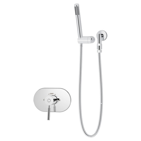 Symmons 4303-1.5-TRM Sereno Shower Only Trim Package with 1.5 GPM Single Function Hand Shower