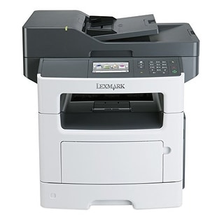 Lexmark Mx510de Monochrome Laser Multifunction ( Printer / Copier / Scanner )
