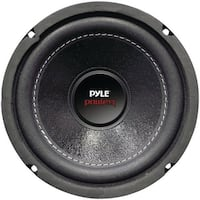 "PYLE PRO PLPW8D Power Series Dual Voice-Coil 4ohm Subwoofer (8"", 800 Watts)"