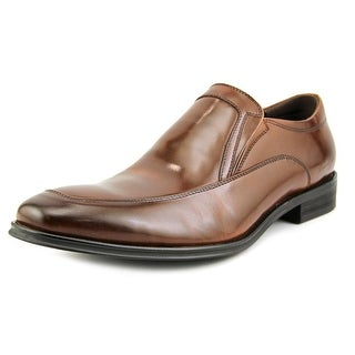 Kenneth Cole NY Put This On Men Apron Toe Leather Loafer