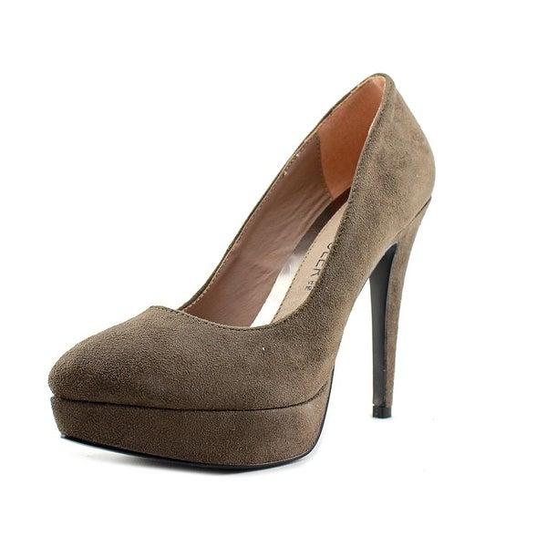 Paula Soler ZA119033   Pointed Toe Synthetic  Heels