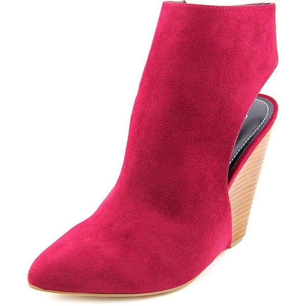 Charles By Charles David India Women  Pointed Toe Synthetic Red Slingback Heel
