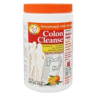 Health Plus Colon Cleanser Stevia Orange 9-ounce