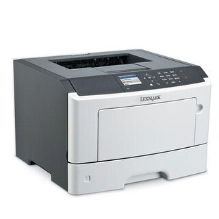 Lexmark Ms415dn Compact Laser Printer, Monochrome, Networking, Duplex Printing