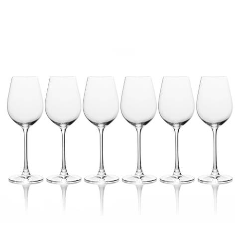 Mikasa 'Stiletto' 13.5 oz. White Wine Glass (Set of 6)