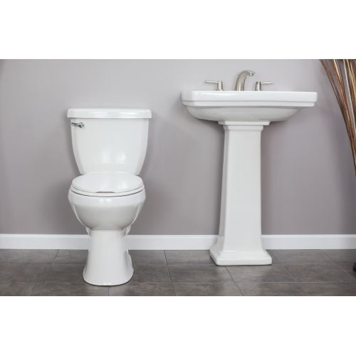 white toilet with black seat. Miseno MNO1503C Two Piece High Efficiency Toilet with Elongated ADA Height  Bowl Molded Seat Trip Lever White With Black Really need a black toilet seat
