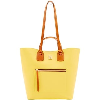Dooney & Bourke Raleigh Large Jenny Bag (Introduced by Dooney & Bourke at $398 in Apr 2016) - Butter