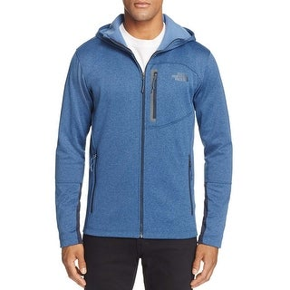 The North Face Canyonlands Shady Blue Heather Hoodie Jacket Small S