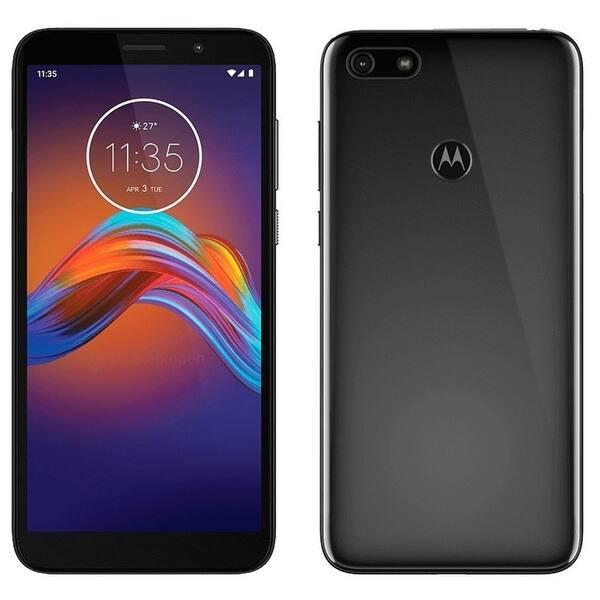 Shop Black Friday Deals On Motorola Moto E6 Play Xt2029 1 32gb Unlocked Gsm Dual Sim Phone W 13mp Camera Overstock 29965390