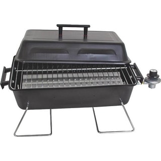 Elegant Char Broil 465133010 Table Top Gas Grill, 11,000 BTU