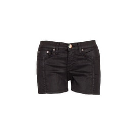 Sonas Denim Belden Black Shorts