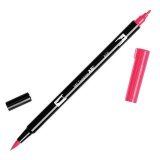 Tombow Dual Brush Pen Art Marker, 815 - Cherry, 1-Pack