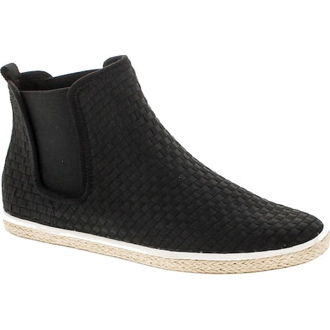Aerosoles Women's Fun Fair Fashion Sneaker - Black Fabric