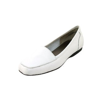Array Freedom Square Toe Leather Loafer