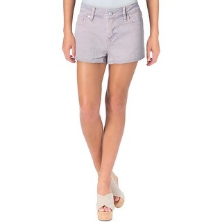 Marc by Marc Jacobs Womens Denim Shorts Faded Cuffed