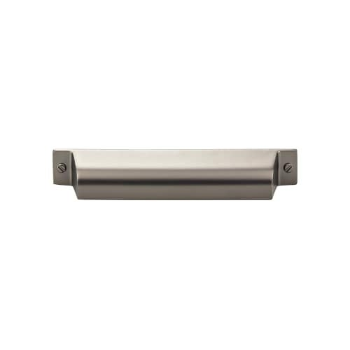 Top Knobs TK774 Channing 5 Inch Center to Center Cup Cabinet Pull from the Barrington Collection