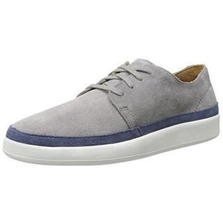Cole Haan Mens Ridley Blucher Casual Suede Fashion Sneakers