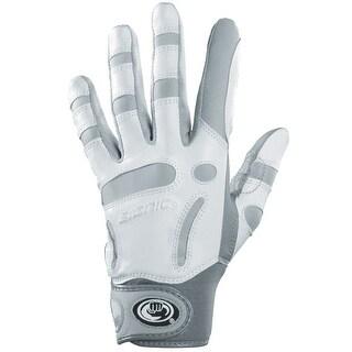 Bionic Women's ReliefGrip Left Handed Golf Glove - White