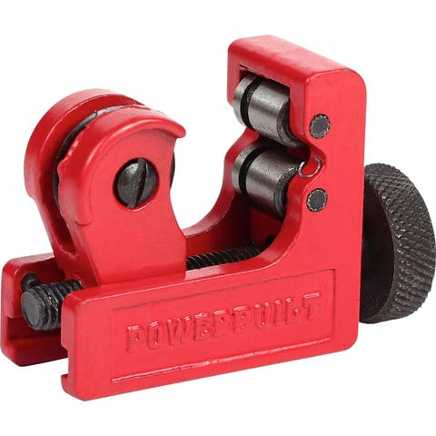 Powerbuilt Compact Tube Cutter - 648486