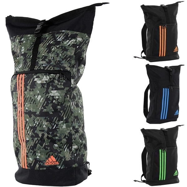 574a412f5939 Shop Adidas Training Military Rolltop Sack - Free Shipping Today ...