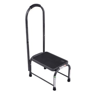 Gymax 330 Lbs Load Capacity Non-Slip Handy Support Step Stool