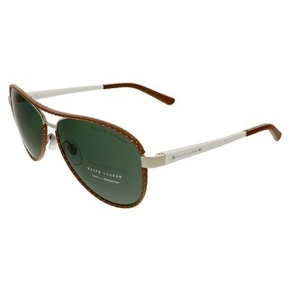 Ralph Lauren RL7050Q Aviator Sunglasses