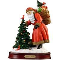 """Pipka Christmas 13"""" Santa's Secret Musical #10102"""