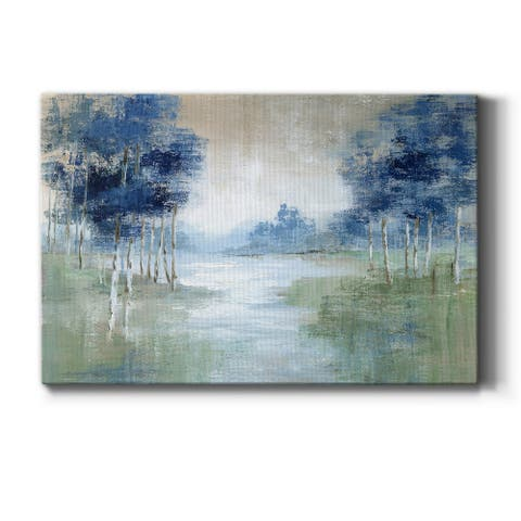 Birch River Premium Gallery Wrapped Canvas - Ready to Hang