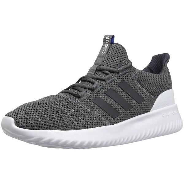 Tienda adidas hombre  cloudfoam Ultimate Low Top Lace Up corriendo sneaker