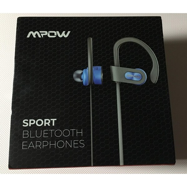 bae1730376b Shop Mpow Flame Bluetooth Headphones Wireless Sport Earbuds - On Sale -  Free Shipping On Orders Over $45 - Overstock - 21913399