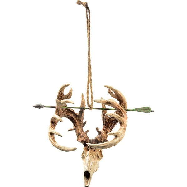 Legendary Whitetails Dream Buck Decorative Hunting Ornament - Brown