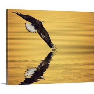 """Gliding"" Canvas Wall Art"