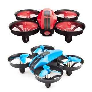 UDI U46 Mini Drone RC Drone with Altitude Hold Headless Mode Quadcopter for Kids - N/A