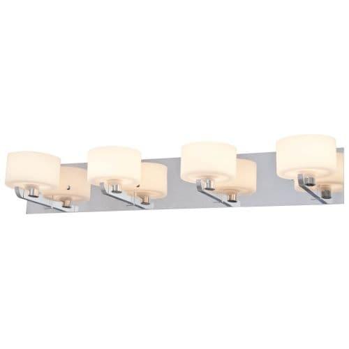 DVI Lighting DVP10554 Haida 4 Light Bathroom Vanity Light