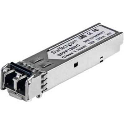 Startech 100 Mbps Fiber Sfp Transceiver Module Mm Lc W/ Ddm 2Km (Mini-Gbic) 1300Nm For Cisco Glc-Fe-100Fx