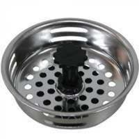 Worldwide Sourcing 24464-3L Replacement Strainer Basket, Stainless Steel