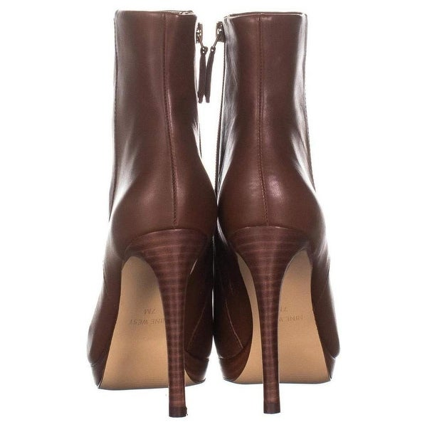 Nine West Womens Quanette Leather
