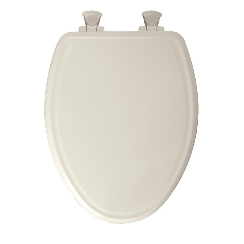 Admirable Mayfair 148Slow 346 Elongated Molded Wood Toilet Seat W Easy Clean Hinges Biscuit Alphanode Cool Chair Designs And Ideas Alphanodeonline
