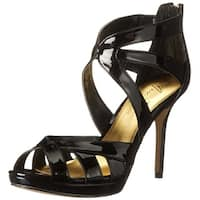 Marc Fisher Womens Ziro2 Open Toe Casual Strappy Sandals