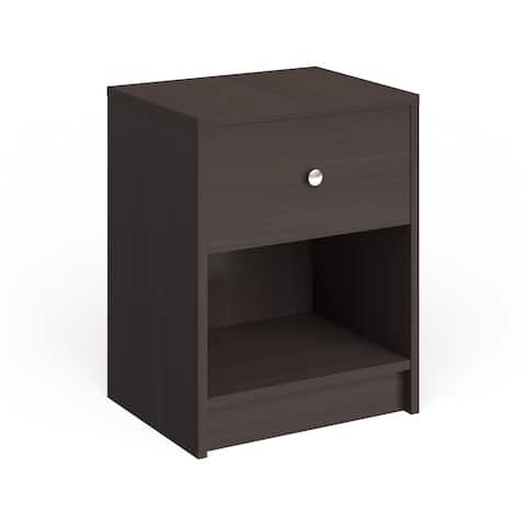 Porch & Den Zoe 1-drawer Nightstand
