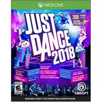 Ubisoft XB1 UBI 02866 Just Dance 2018 - Xbox One