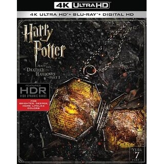 Harry Potter and the Deathly Hallows: Part I - 4K Ultra HD Blu-ray