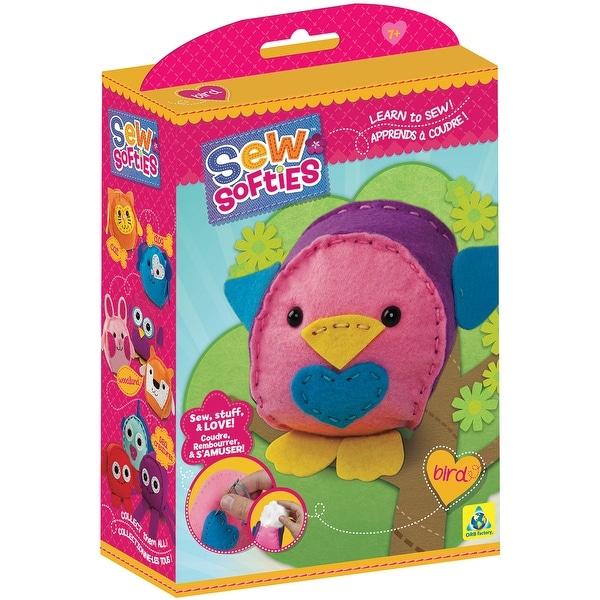 Sew Softies (TM) Bird Kit-
