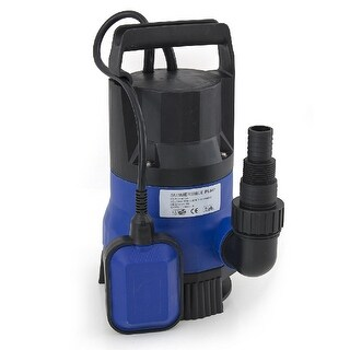 Arksen Submersible Clean/Dirty Water Pool Pump, 1/2HP, 2000GPH, CE Listed