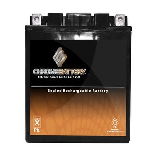 14A-A2 UTV Battery for Kawasaki KAF400, Mule 600, 610, Year (05-'16)