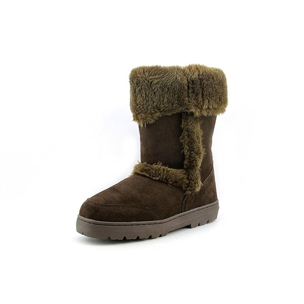 Style & Co. Womens Witty Almond Toe Ankle Cold Weather Boots