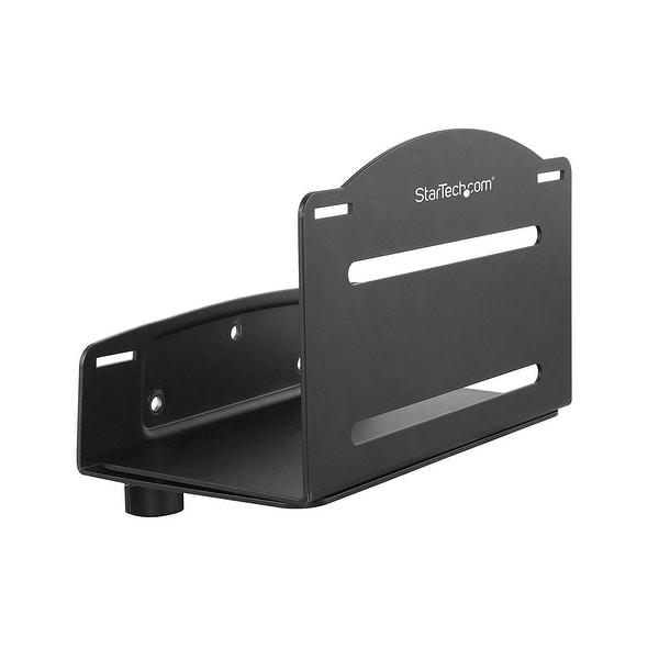 Startech - Cpuwallmnt Cpu Mount Adjustable Computernwall Mount Heavy-Duty Metal