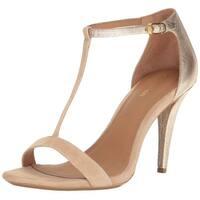 Calvin Klein Women's Nasi Heeled Sandal - 7.5