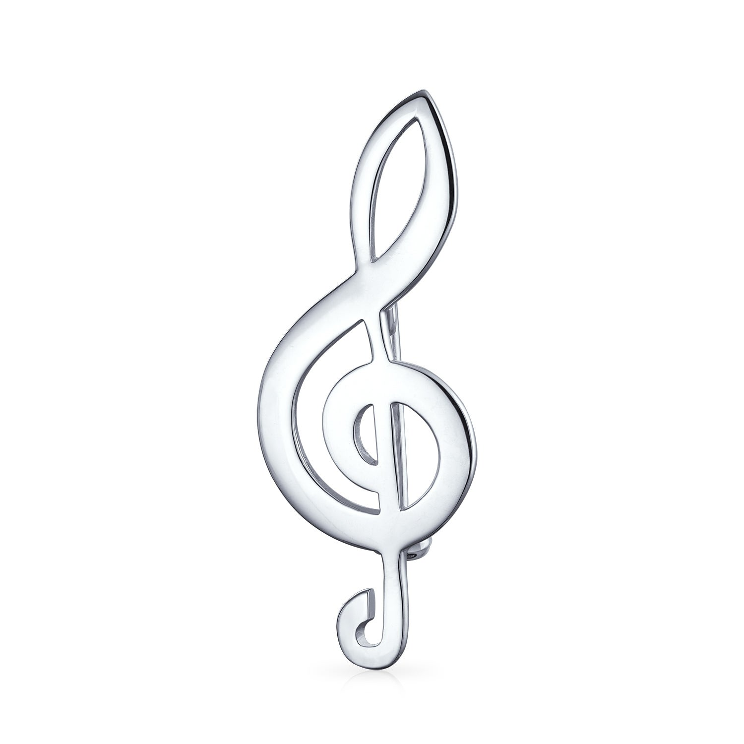 CENWA Musical Note Pin Brooch Jewelry Treble Clef Brooch Music Lover Musician Jewelry Gift for Music Teacher Music Jewelry Band