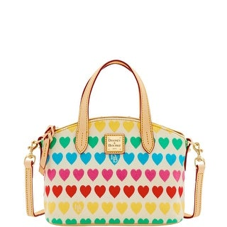 Dooney & Bourke Candy Hearts Ruby (Introduced by Dooney & Bourke at $158 in Nov 2016) - Multi